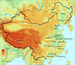 asia east map east asia s geography through the 5 themes 6 essential elements