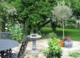 outdoor garden decor lawn u0026 garden spanish garden decor idea with climbing plants and