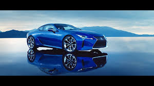 lexus lc backseat the lexus lc u0027s blue paint took 15 years to develop the drive