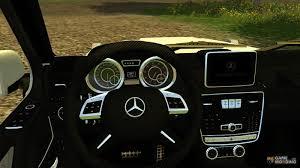cars mercedes 2015 mercedes benz g 65 amg 6x6 v1 0 ls 2015 farming simulator 2017