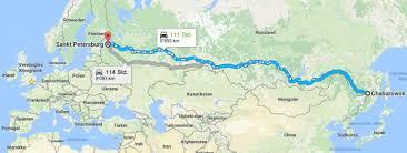 Std Map Chabarowsk Russland Hat Wieder Einen Klub Vom Anderen Ende Der