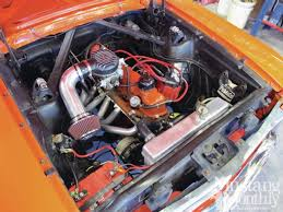 rebuilt 4 6 mustang engine how to upgrade performance in vintage mustang six cylinder engines