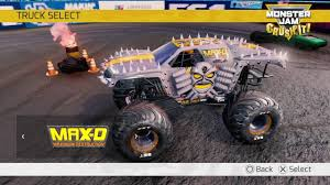 monster truck videos please monster jam crush it official video game trailer youtube