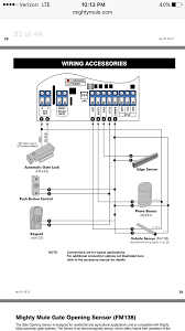 double pole dry contact relay home security 1st wiring diagram