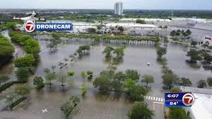 flooding closes sawgrass mills mall for third day in a row wsvn
