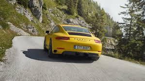 porsche new the 2018 porsche 911 carrera t is a lightweight 911 made for