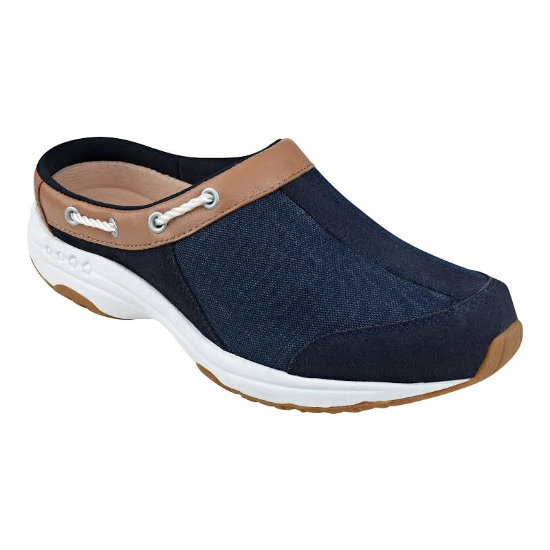 Easy Spirit TRAVELPORT 19 Navy Multi