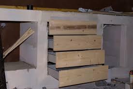 meuble cuisine bricoman auto construction bois fabrication du meuble a tiroires bricoman