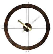 Futuristic Clock by Donovan Design