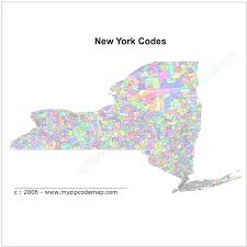 New York Zip Code Map Manhattan by Zip Code Map Of New York You Can See A Map Of Many Places On The