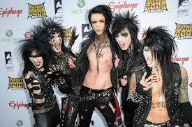 black veil black veil brides biography photo s s more