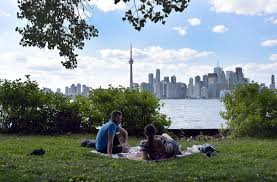 want to rent on toronto islands get ready to schmooze toronto star