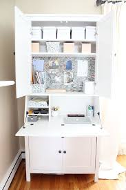 48 best secreter images on pinterest office ideas office spaces diy secretary desk for a small space