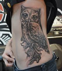 55 awesome owl tattoos art and design