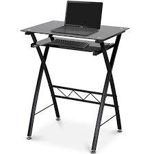 Small Metal Computer Desk Small Metal Computer Desk Best 25 Black Glass Computer Desk Ideas