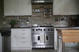 gray brick backsplash gray brick backsplash ideas pictures remodel