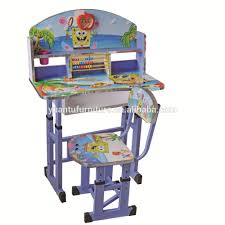 Table And Chairs Set Cheap Factory Price Children Study Table And Chair Set Kids Study