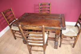 Refectory Tables Oak Farmhouse Kitchen Tables Canonbury Antiques - Old kitchen table