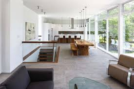walls of glass define this spectacular modern home in canada