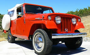 1967 jeep commando 1967 jeepster commando 4x4 for sale on bat auctions sold for