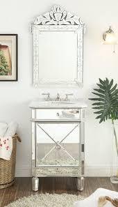 Silver Bathroom Vanity 32