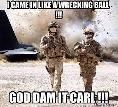 Hey Carl Meme - hey carl good to see you album on imgur