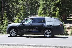 volkswagen crossblue price vw u0027s seven seat suv caught testing in the rockies autoguide com news