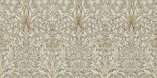 snakeshead by morris stone cream wallpaper direct