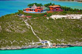 Map Of Turks And Caicos Bajacu Turks And Caicos Villa Rental Wheretostay