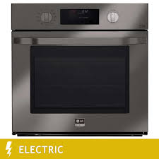 lg studio 4 7cuft large capacity single built in wall oven in