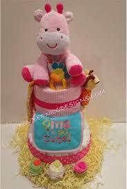 diaper cake customized diaper cake shower cake