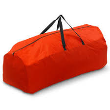 rolling storage bag for artificial tree