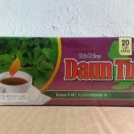 Teh Tinqu jual teh celup daun tin original by tinqu di lapak almayra toserba
