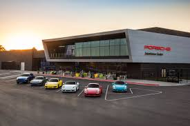 porsche usa headquarters porsche opens experience center in la north american motorsport