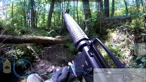 into the trenches airsoft battles youtube