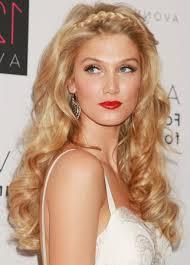prom hair for strapless dress women medium haircut