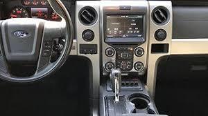 2013 F150 Interior Used Ford F 150 Svt Raptor Trucks For Sale