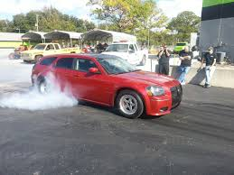 2006 dodge magnum srt8 twin 67mm turbo 1 4 mile trap speeds 0 60
