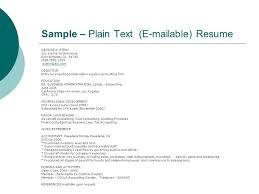 resume writing workshop ppt download