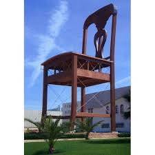 Biggest Chair In The World The Newest And Weirdest Entries In The Guinness Book Of World