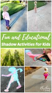 fun and educational shadow activities for kids rhythms of play