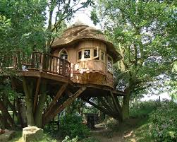 Amazing Tree Houses by The Lake District Treehouse Built And Designed By Blue Forest