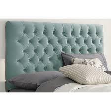 King Tufted Headboard Buy Tufted Upholstered Headboard Color Velvet Caribbean Size