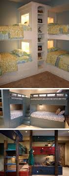 Corner Bunk Bed 30 Fabulous Corner Bunk Bed Ideas Diy Cozy Home