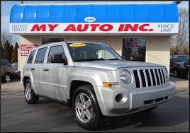 patriot jeep used jeep patriot 2008 in huntington station island ny