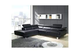 canape cuir d angle canape cuir d angle design romeo canapac dangle en panoramique