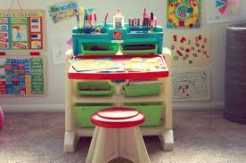 Kids Art Desk With Storage by Toddler Art Desk The Gospel Of Susie