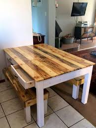 Diy Pallet Wood Distressed Table Computer Desk 101 Pallets by 104 Best Pallets Images On Pinterest Diy Bedroom And Furniture