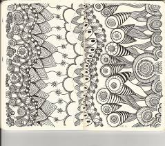 zentangle coloring patterns download coloring pages