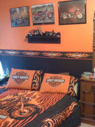 Harley Davidson Decor Harley Davidson Bedroom Decor Bathroom Remodelling Ideas